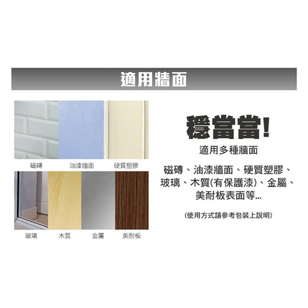 3M無痕透明膠條:中型/小型