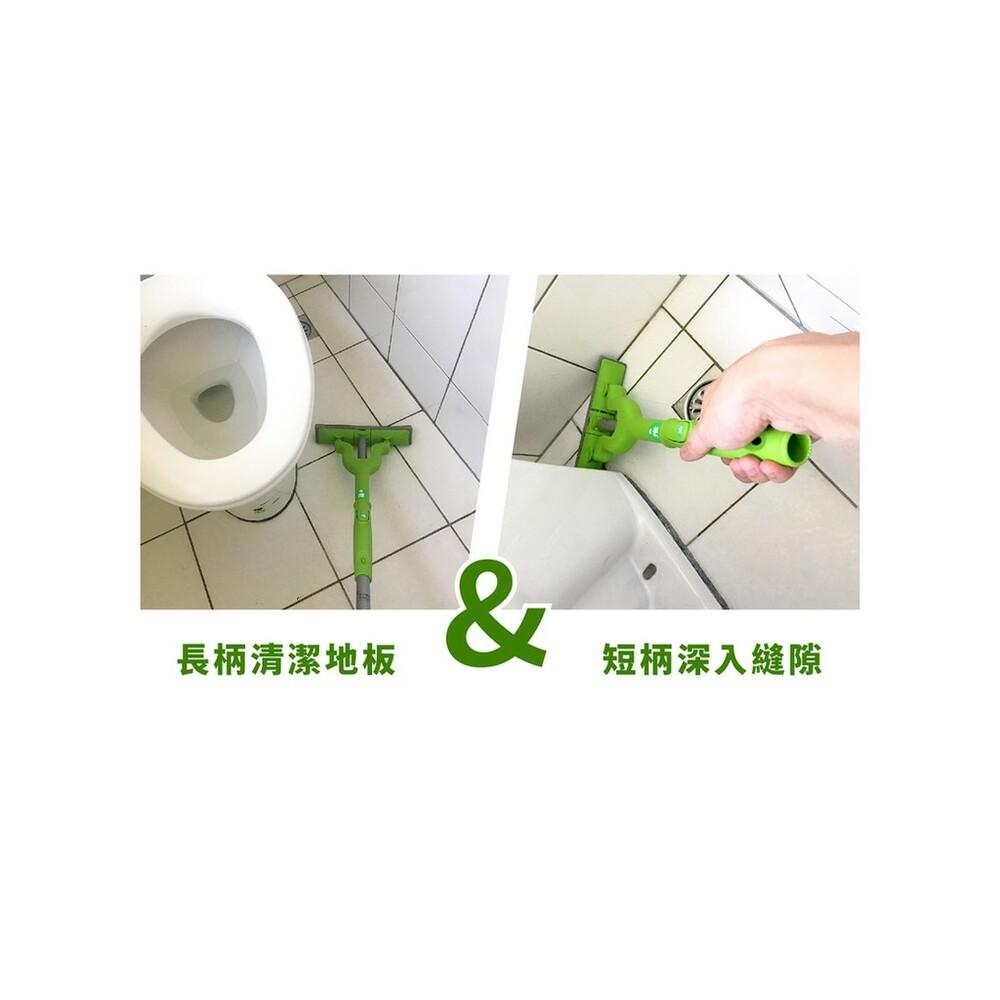 3M 百利輕巧型:吸水膠棉拖把及補充包