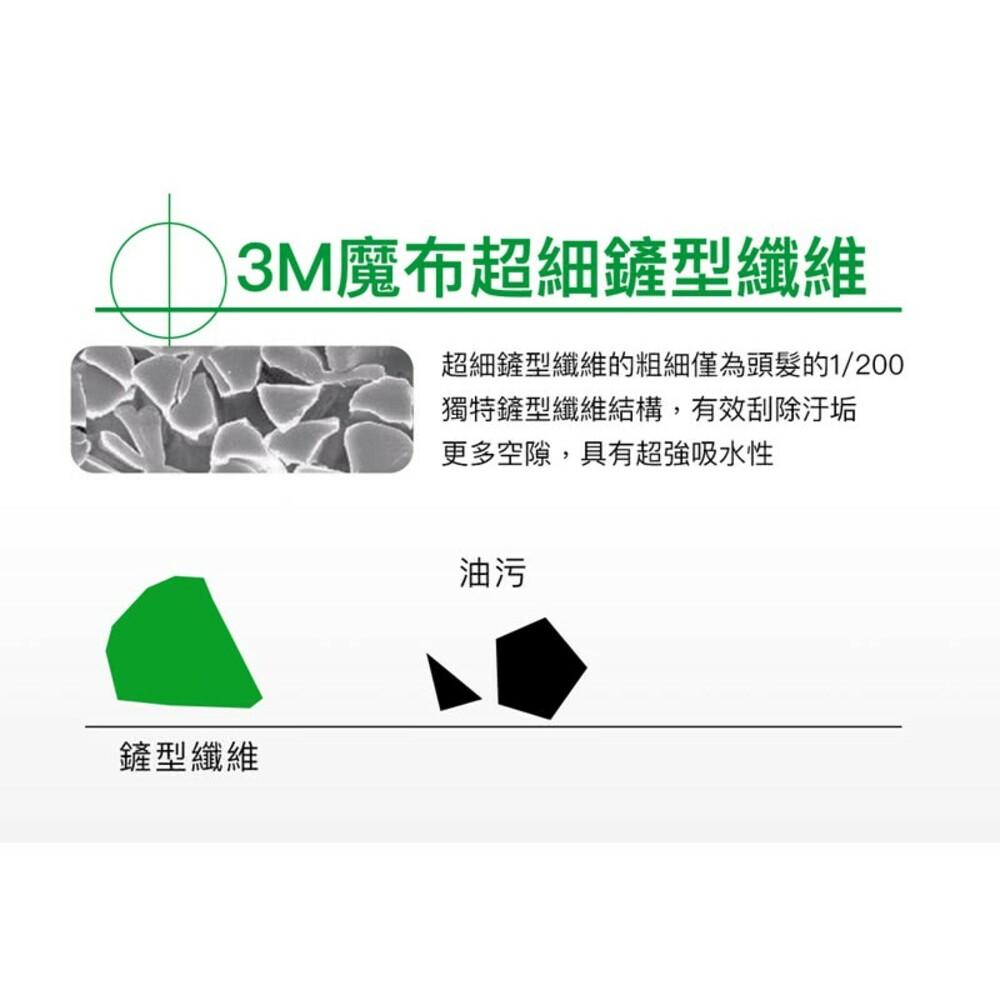 3M 百利三效潔淨多功能擦窗器補充包