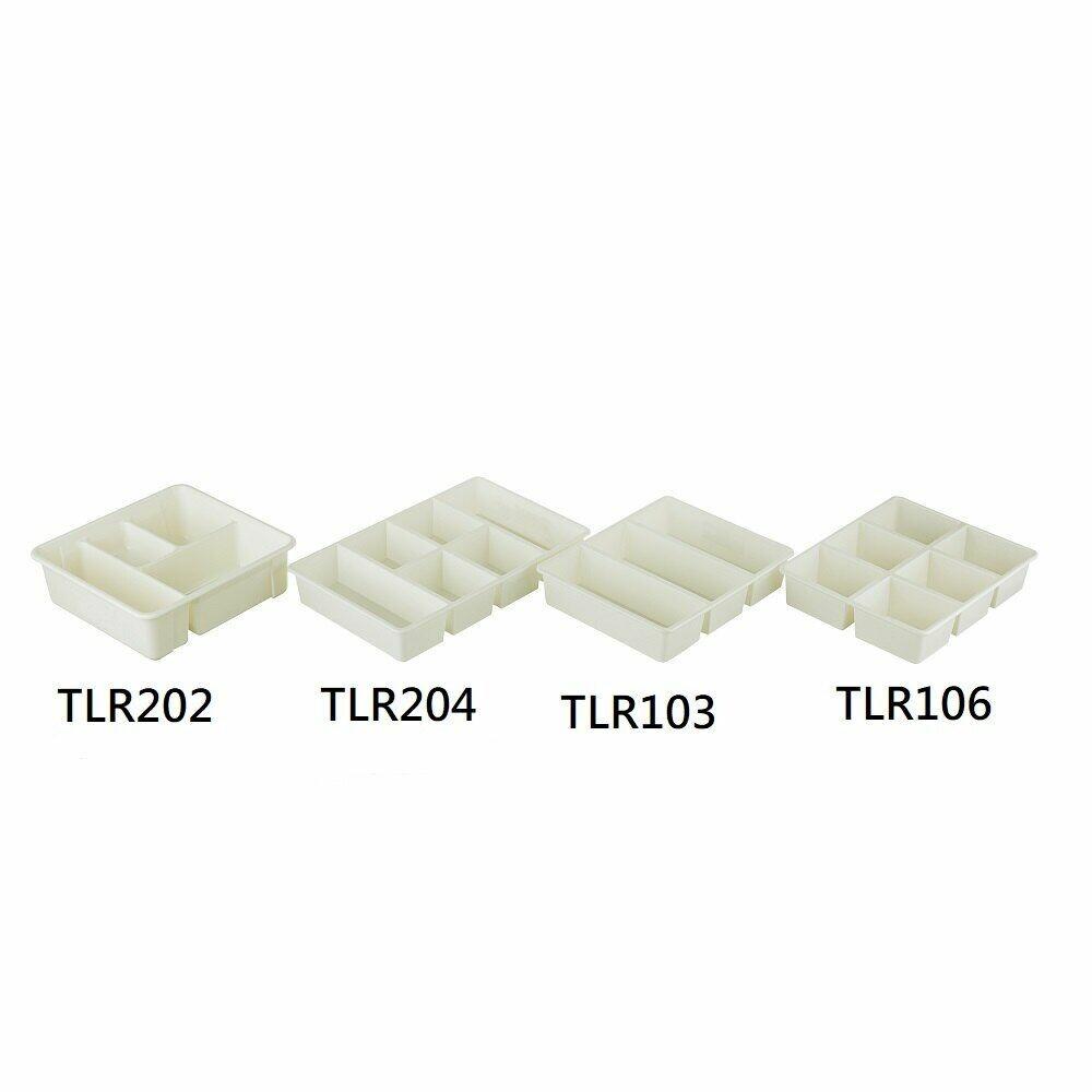 聯府 你可綜合6格收納盒TLR-204 小物收納盒