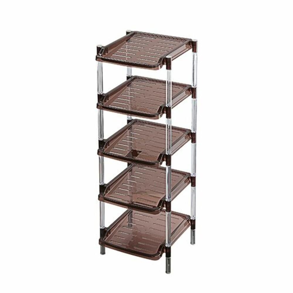 KEYWAY-A1350 - 聯府 溫莎五層鞋架(單) A1350