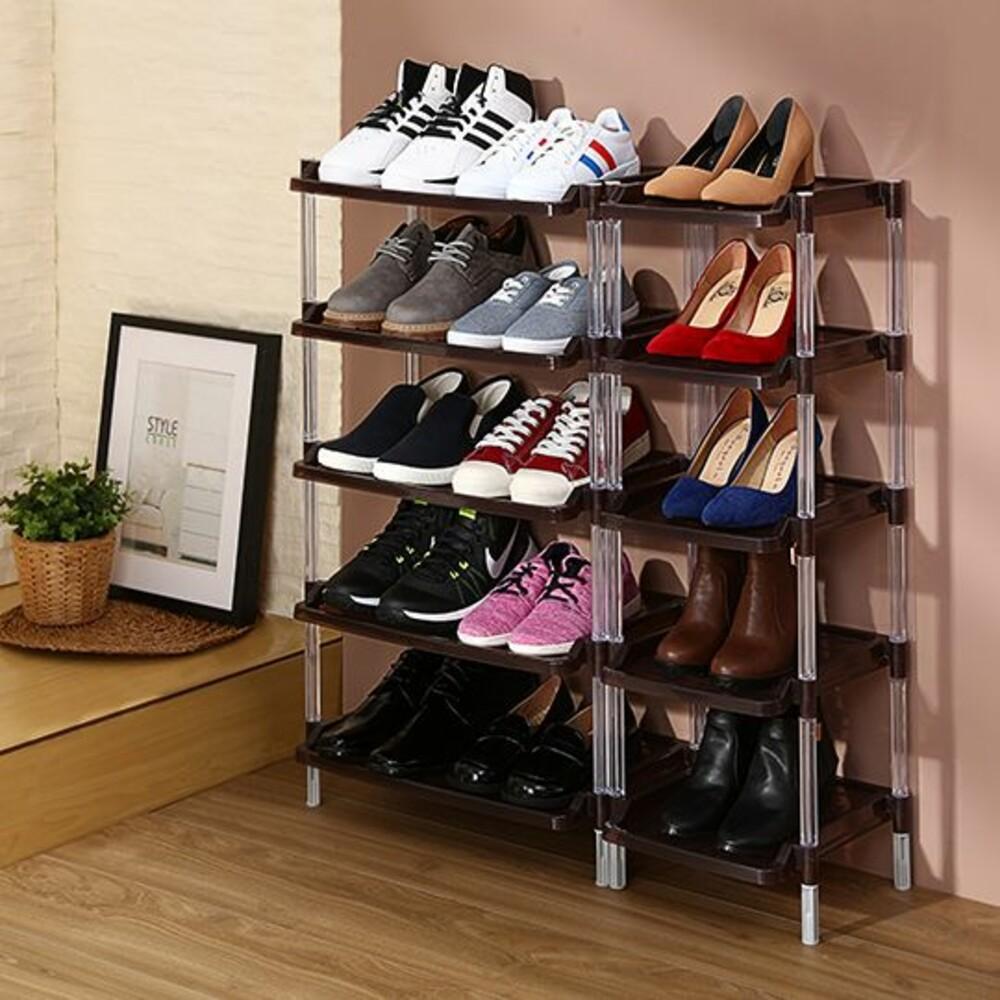 聯府 溫莎五層鞋架(雙) A1650