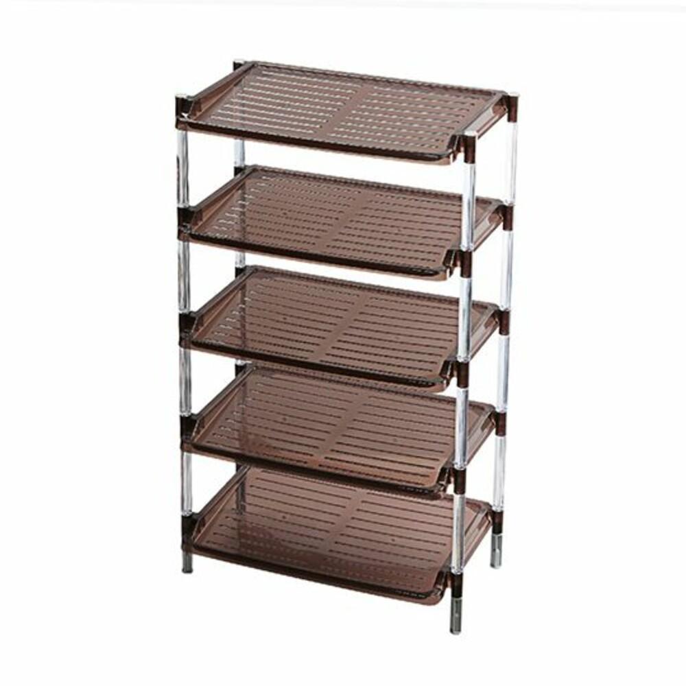 KEYWAY-A1650-聯府 溫莎五層鞋架(雙) A1650