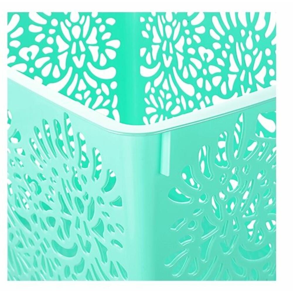 聯府 6-7號蝴蝶籃 收納籃 置物籃:顏色隨機出貨