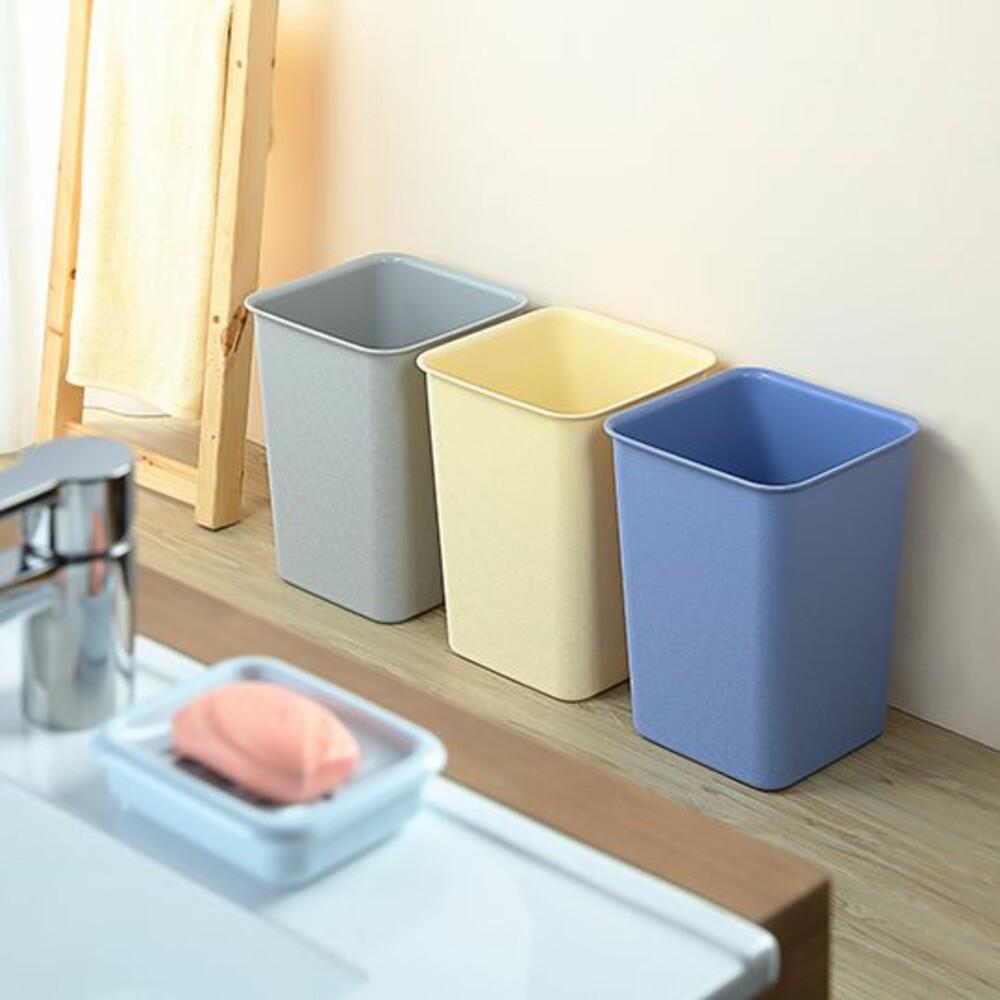KEYWAY-C3501-聯府 大方型京都垃圾桶 C3501