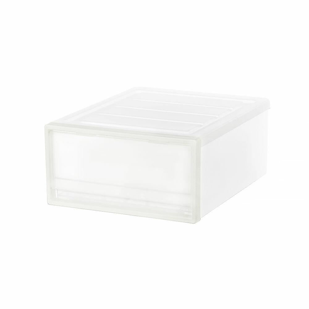 KEYWAY 透明霧面抽屜隔板整理箱10L  CK-31