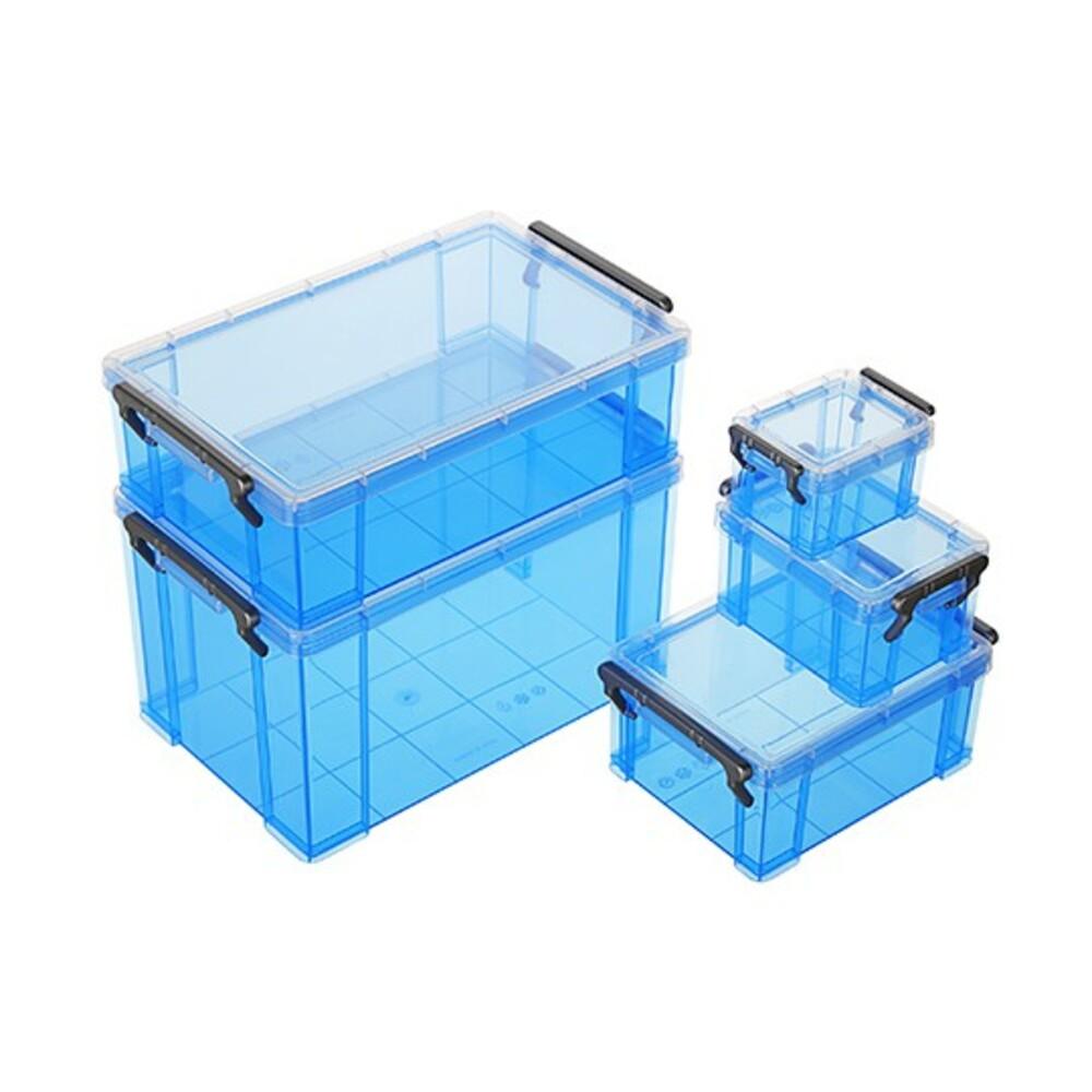 KEYWAY-CM-1--5-聯府 1號嬌點整理盒3.7L