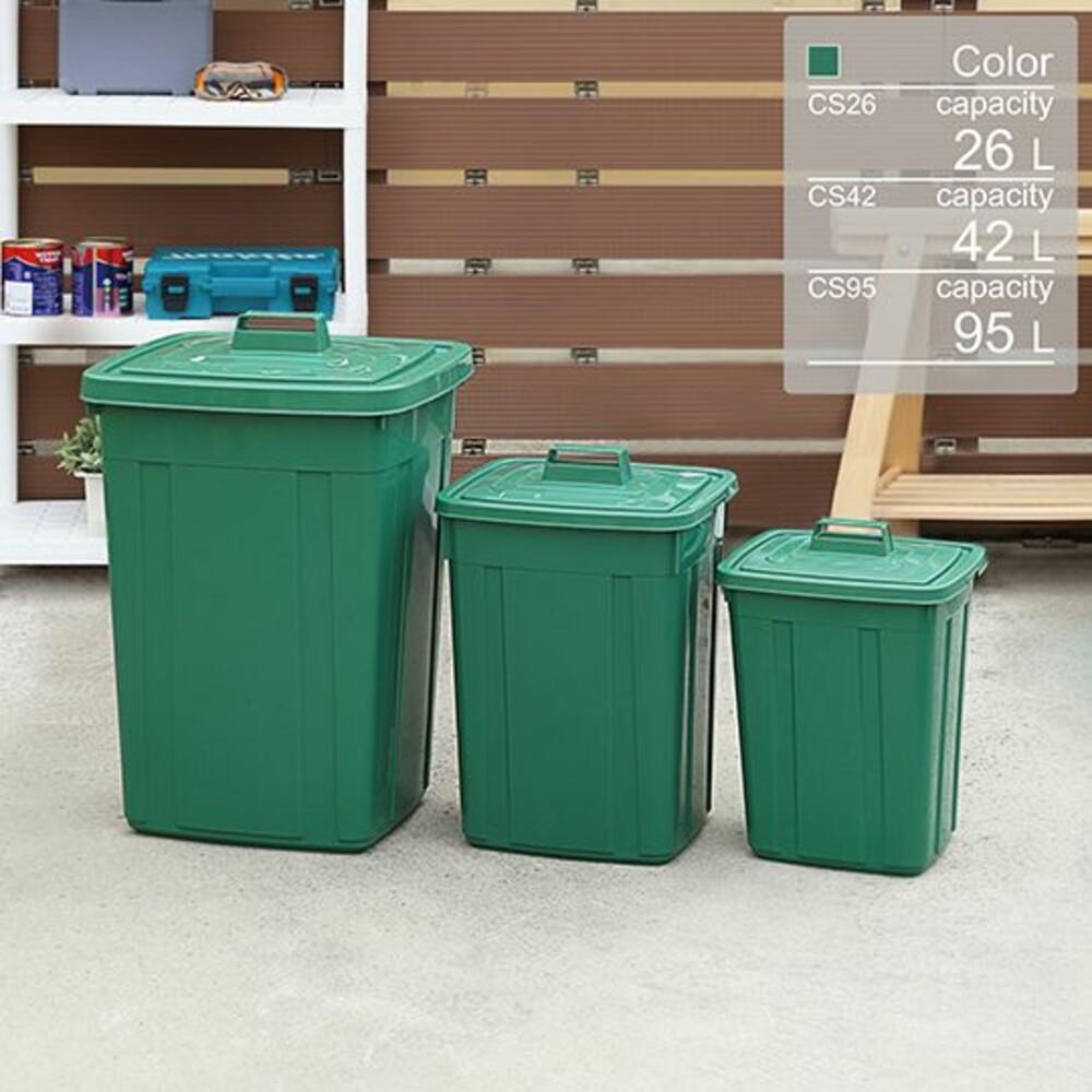 聯府 大方形資源回收筒 CS42 封面照片