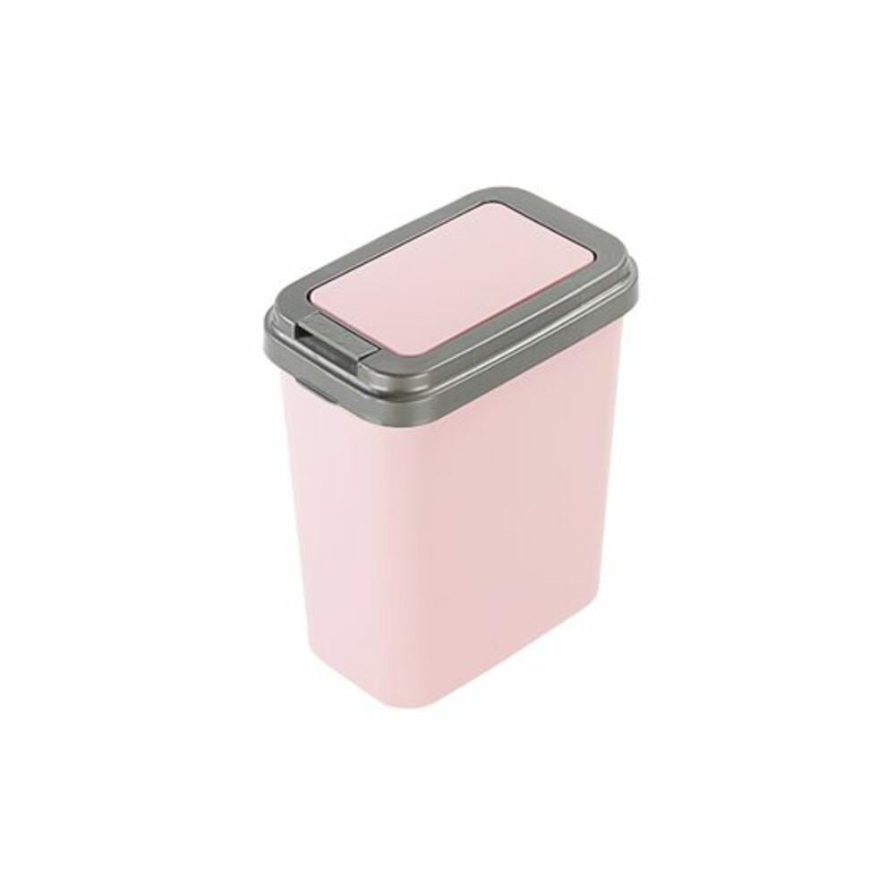 聯府 可潔押式垃圾桶10L CW-610