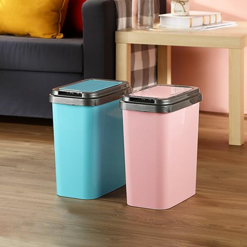 聯府 可潔押式垃圾桶10L CW-610 封面照片