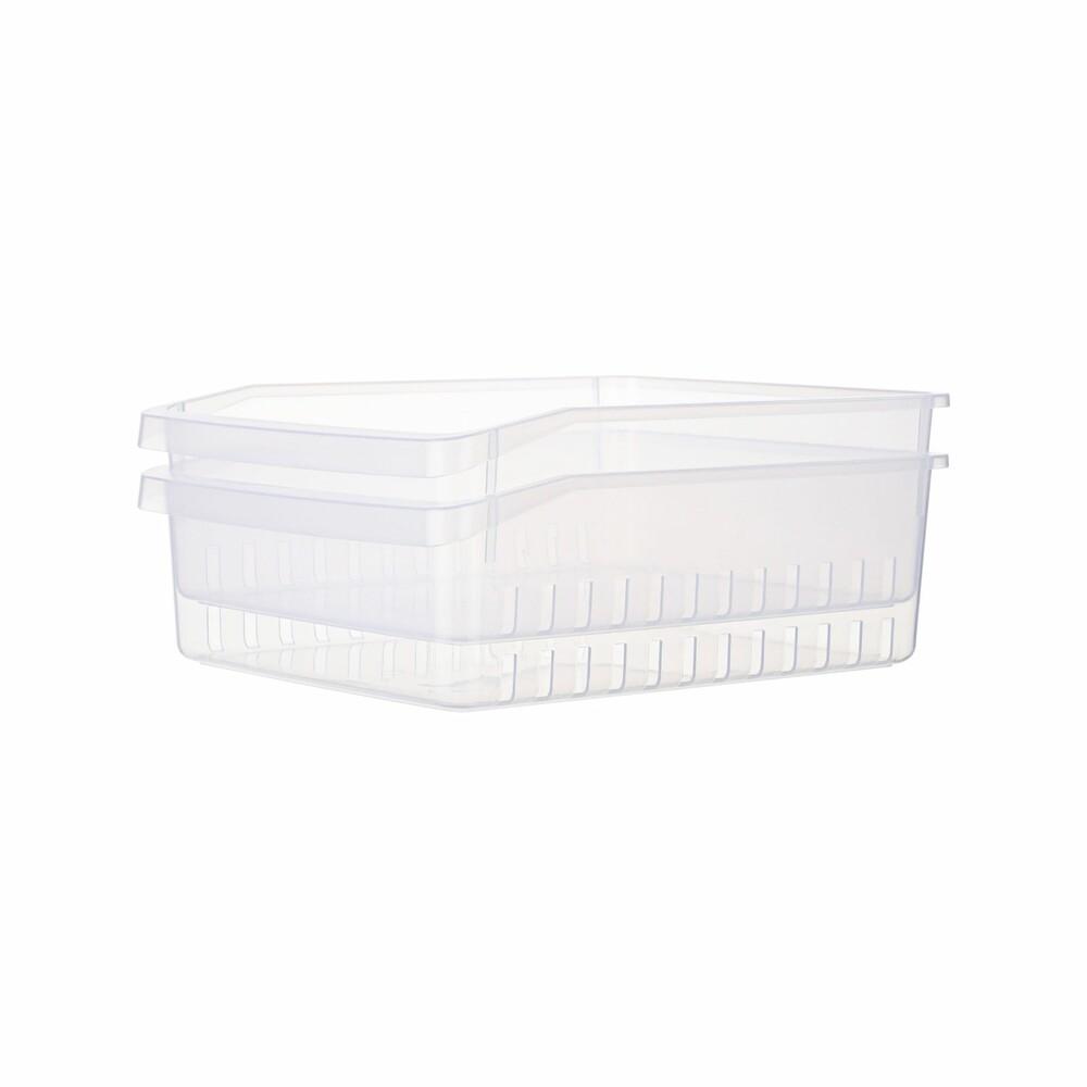 聯府 冰箱收納盒(附隔板)D-70