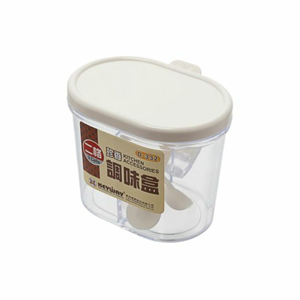 聯府 珍香調味盒:單格/2格 封面照片
