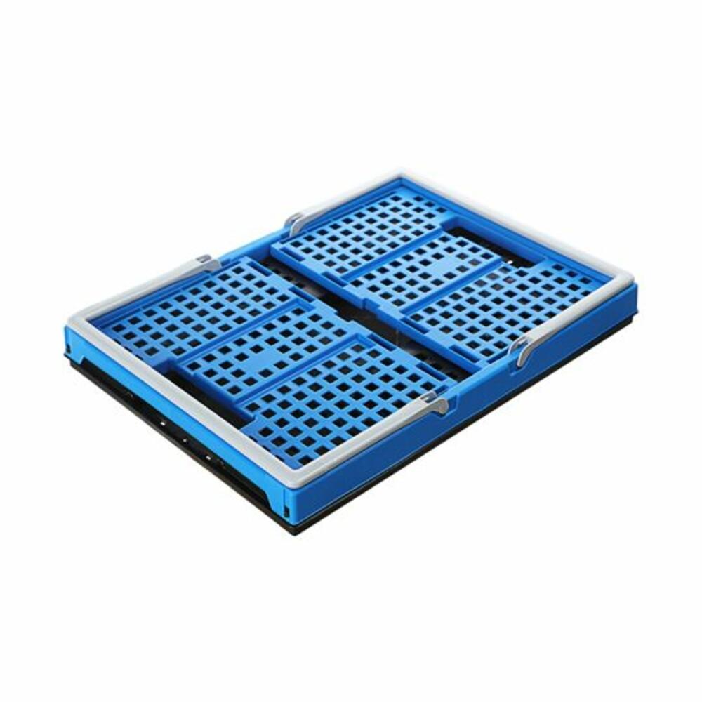 聯府 美式摺疊籃