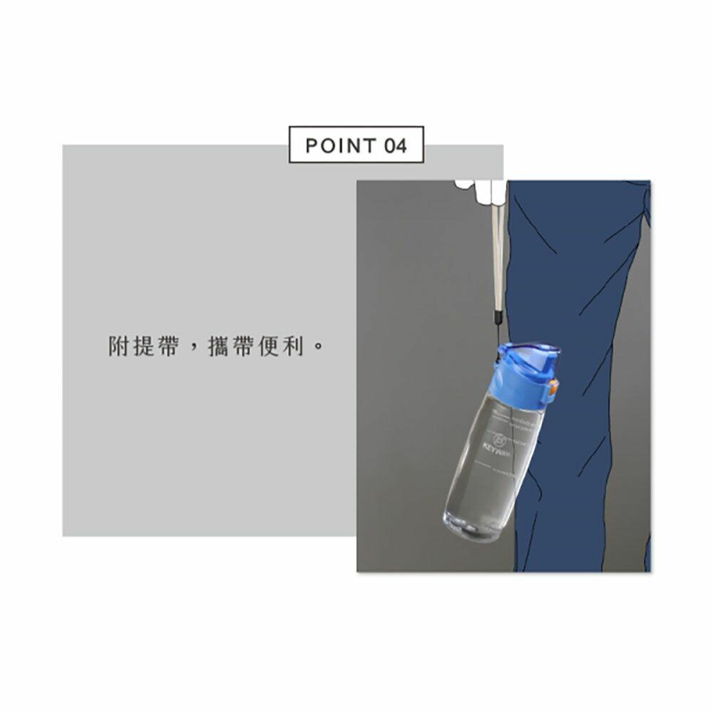 聯府 補給站吸管水壼