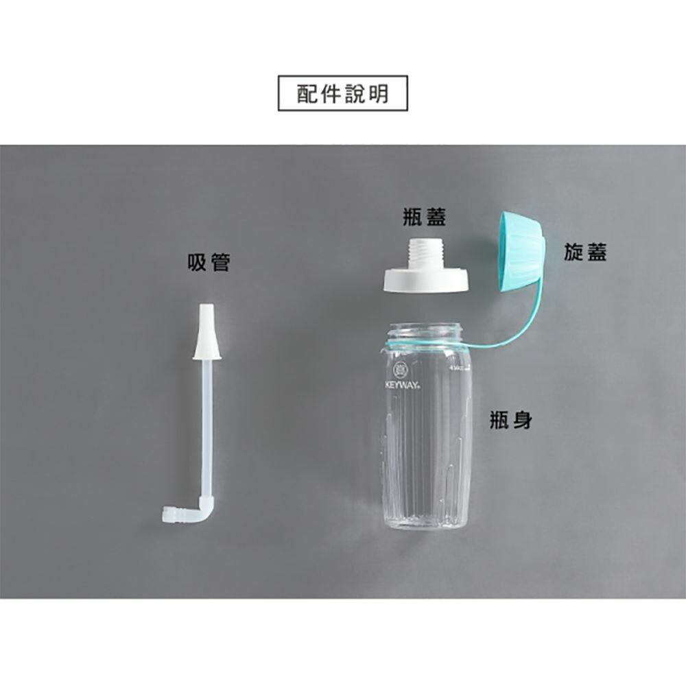 聯府 玉米650CC吸管水壼 EK650