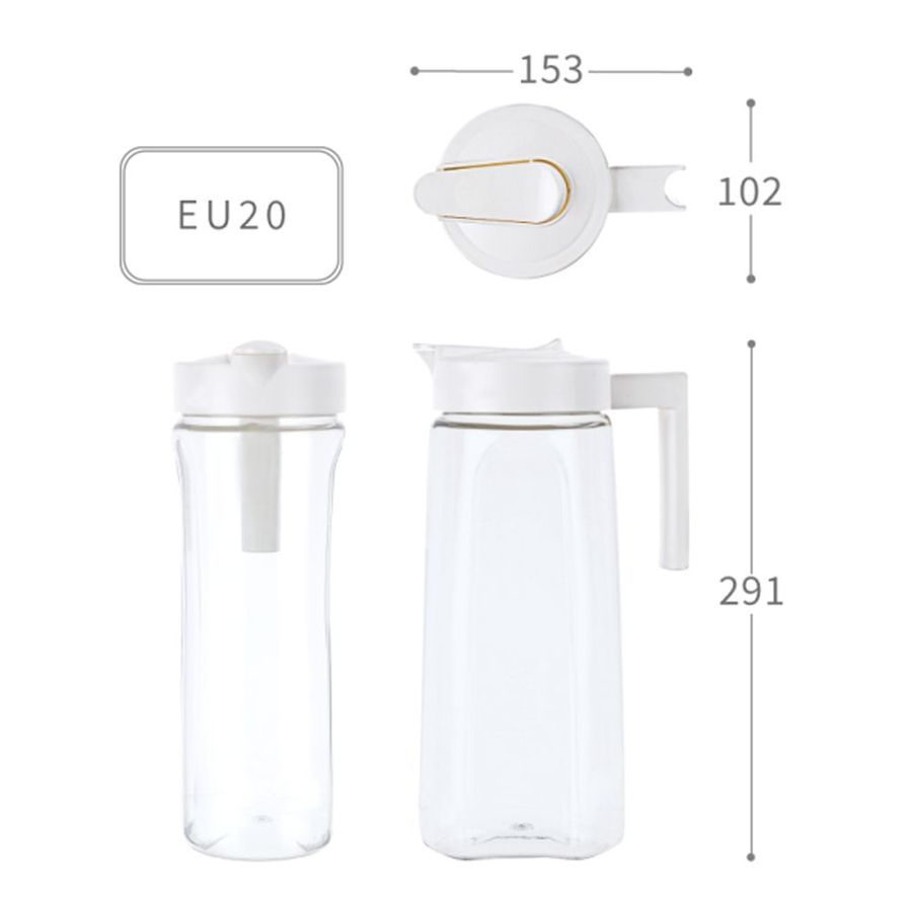 聯府 百樂冷水壺(中) EU-15