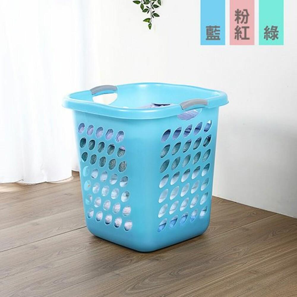 聯府 超大花束洗衣籃 F999 封面照片