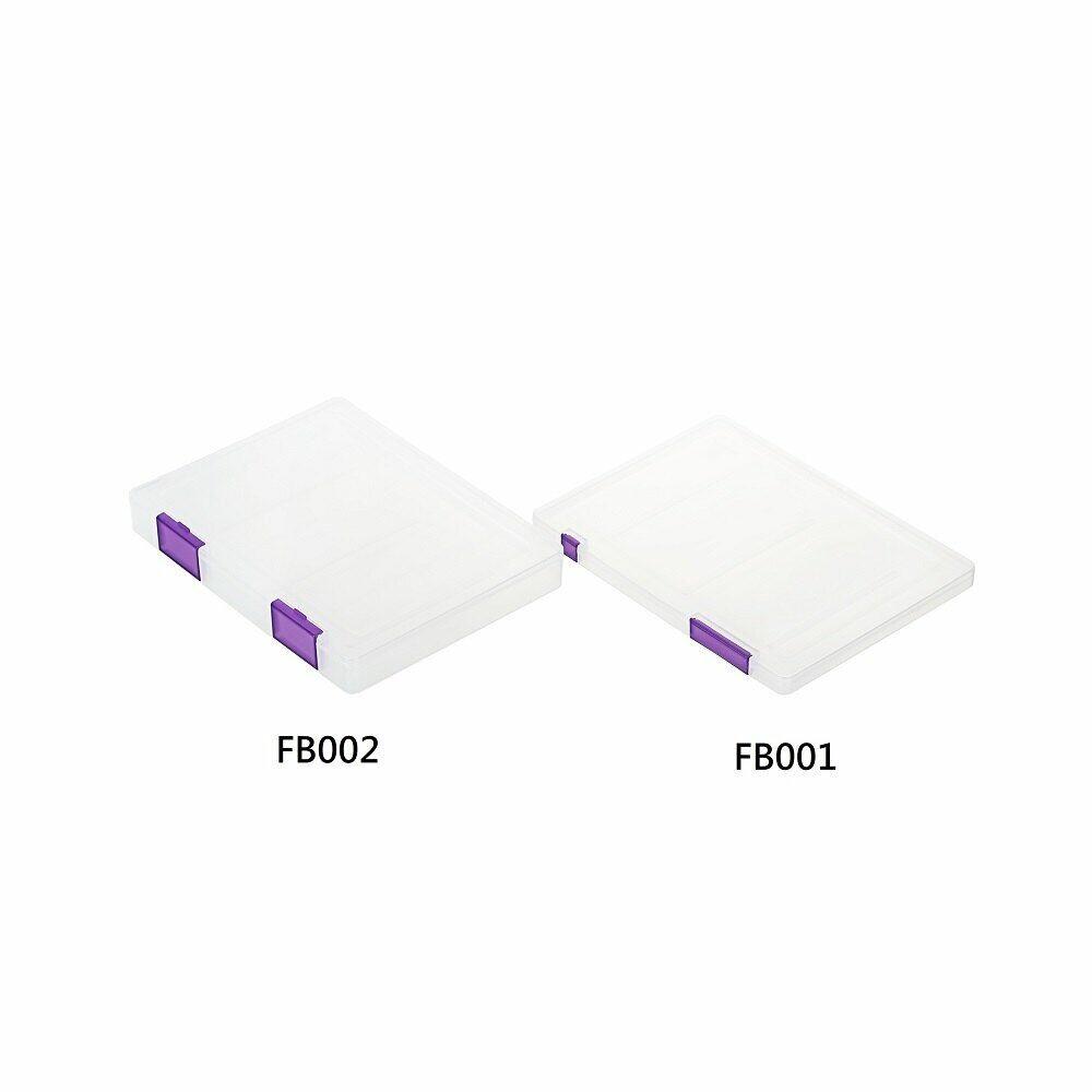 聯府 A4分類檔案盒(1入) FB-001