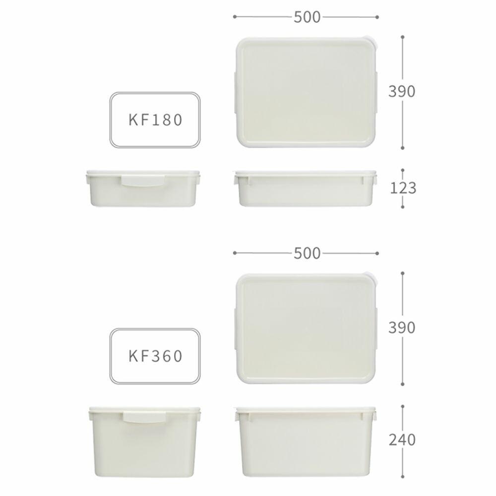 聯府 零下30度C保鮮盒18L KF180