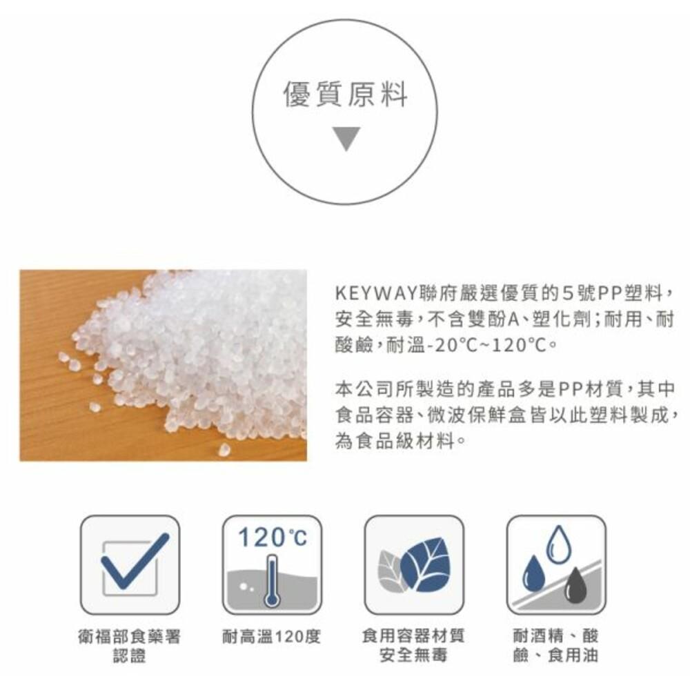 聯府 天廚手提保鮮盒 KI-H6800