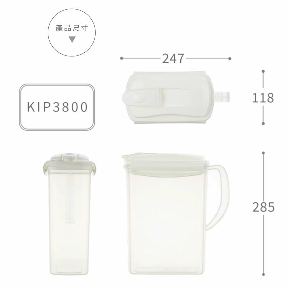 聯府 天廚冷水壺3.8L   KIP-3800