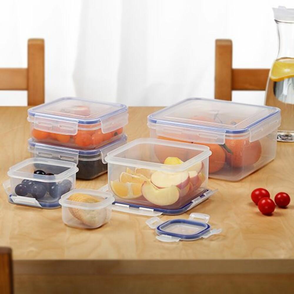 聯府 天廚方型保鮮盒 KIS-140 封面照片
