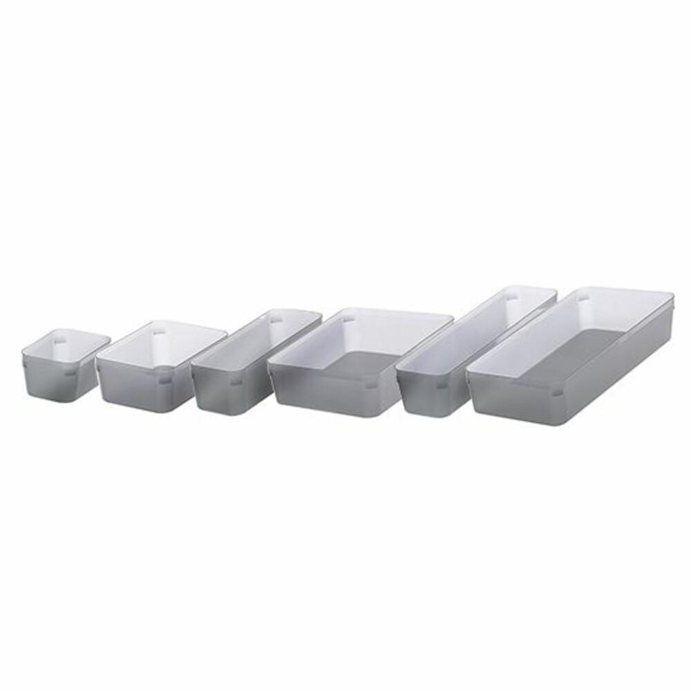 KEYWAY-OH041-OH042-聯府 寶來4號整理盒 OH042 OH041