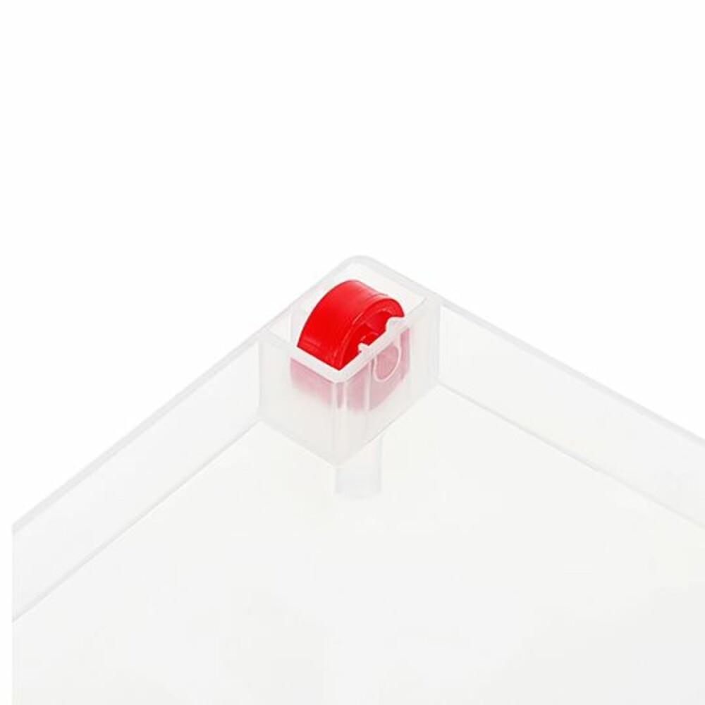 聯府  透明廚房收納盒P5-0072