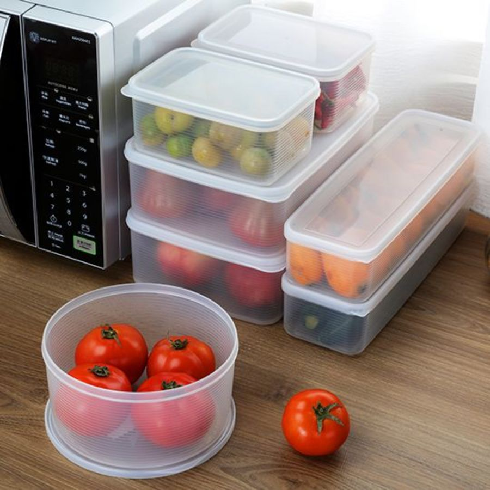 聯府 大圓流線型保鮮盒 P2-9004 封面照片