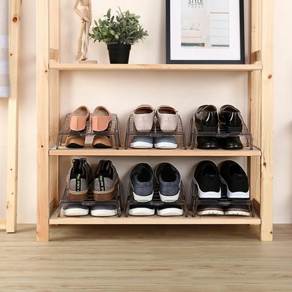 聯府 大阪城鞋架2入 P50045