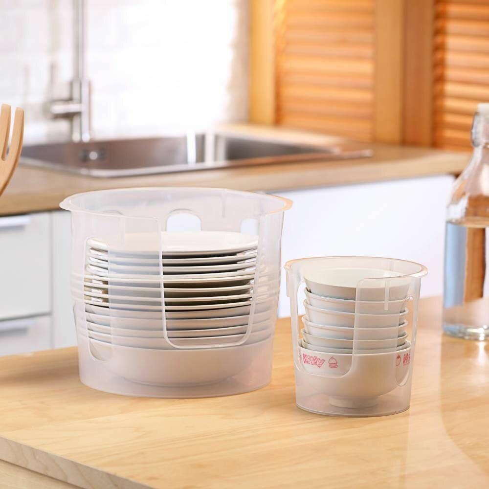 KEYWAY-P50077-聯府 碗盤整理架