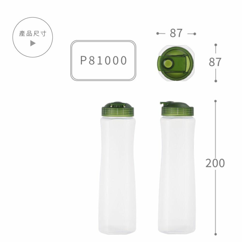 聯府 威尼斯冷水壼1L P81000