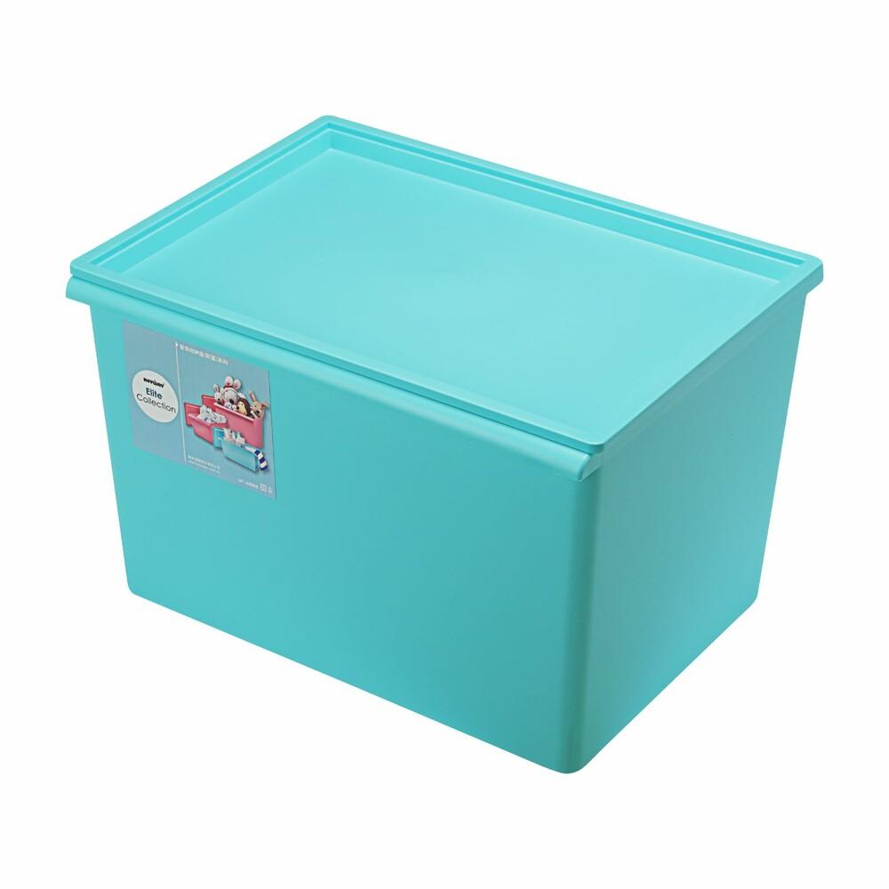 MIT 家樂PQ-102收納盒附蓋:5.5L 玩具收納