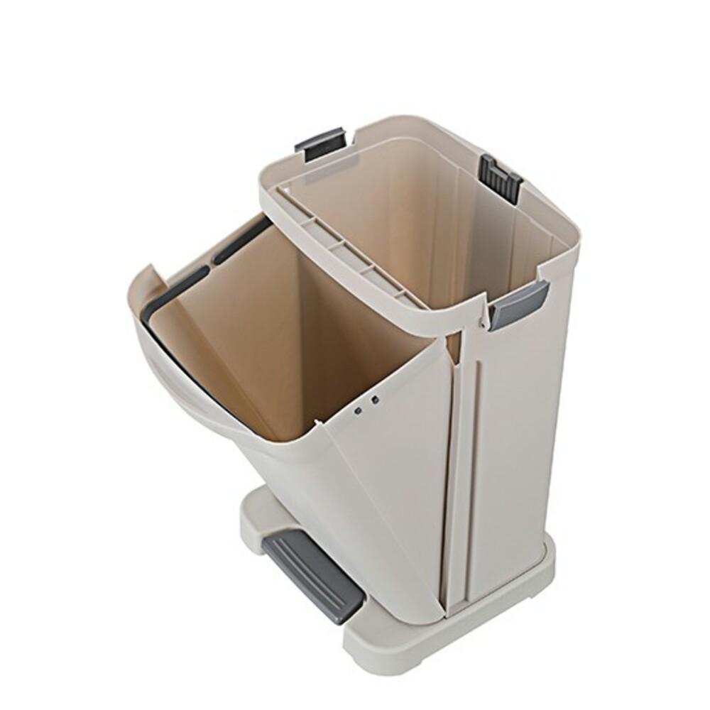 聯府 台北分類垃圾桶 PW-40