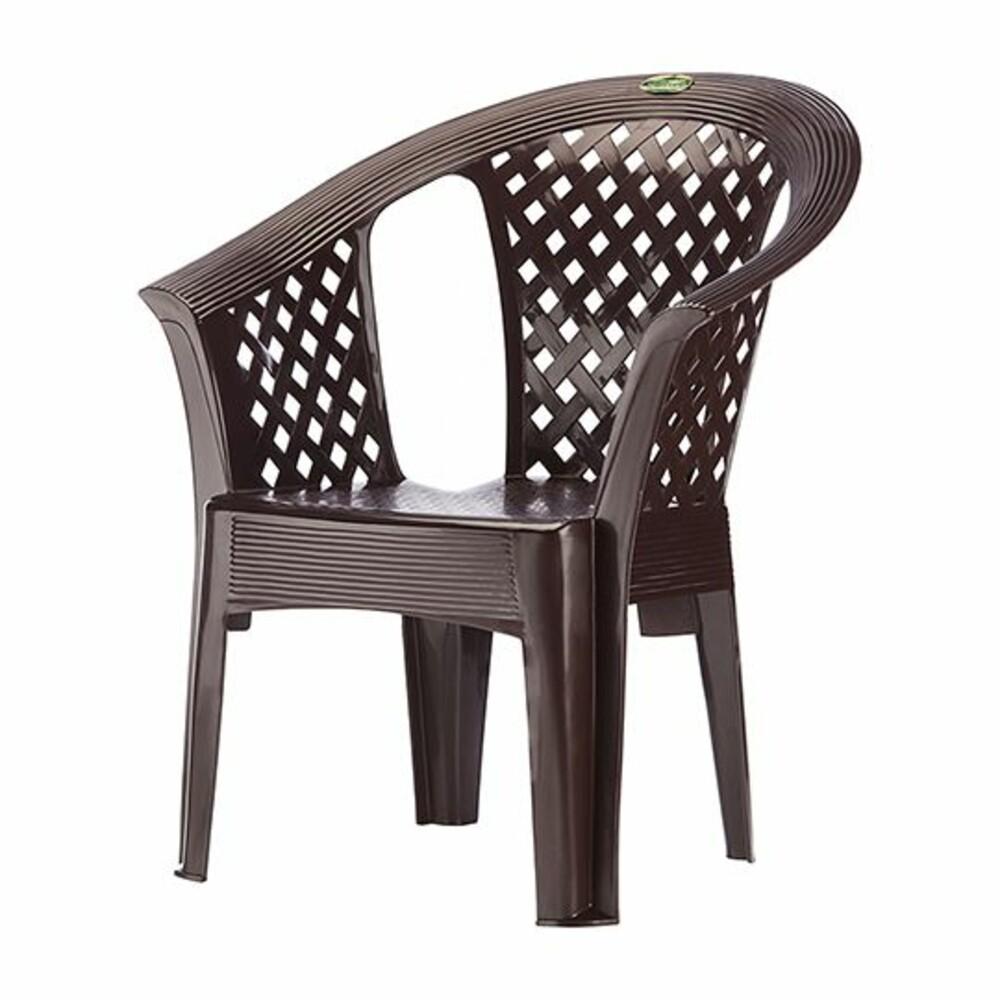 KEYWAY-RC6091-聯府 特大歐式沙發椅(咖) RC6091