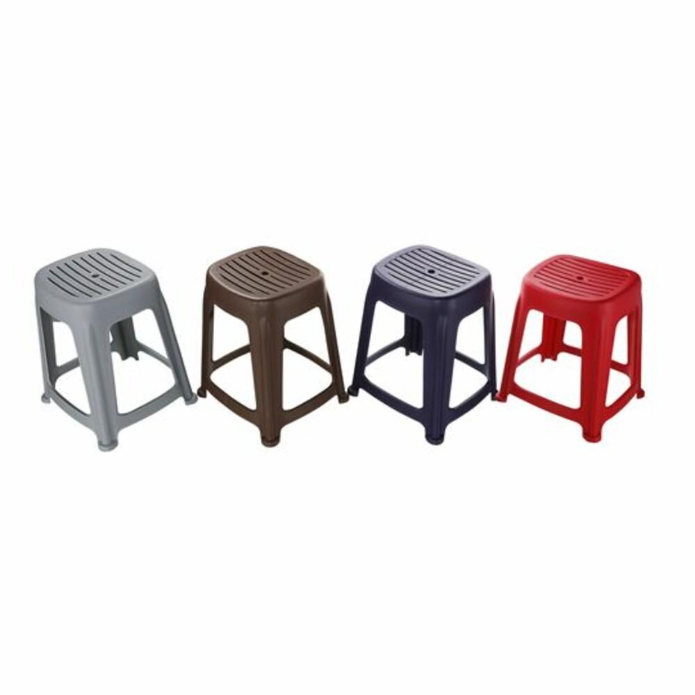KEYWAY-RC668-聯府 花園47CM止滑椅 RC668