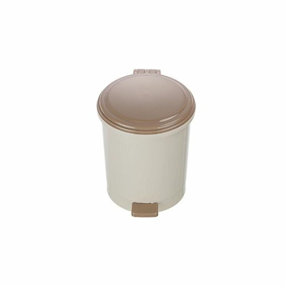 聯府 朝代圓型4.5L垃圾桶 RO005