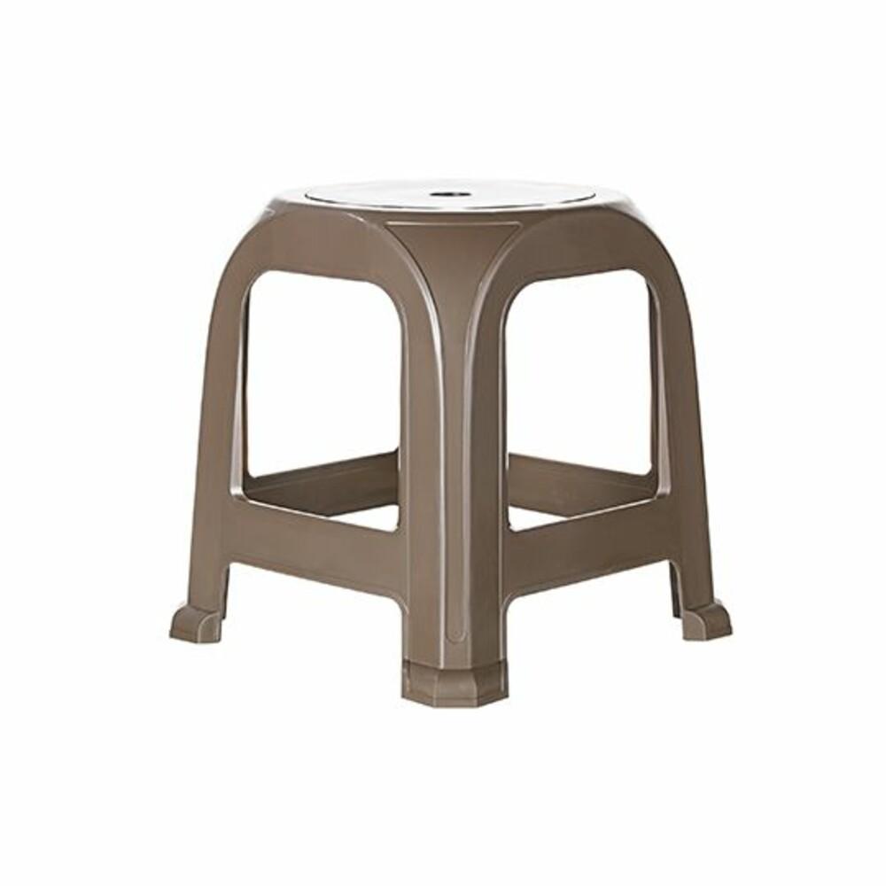 聯府 圓唐木椅 36公分RP17