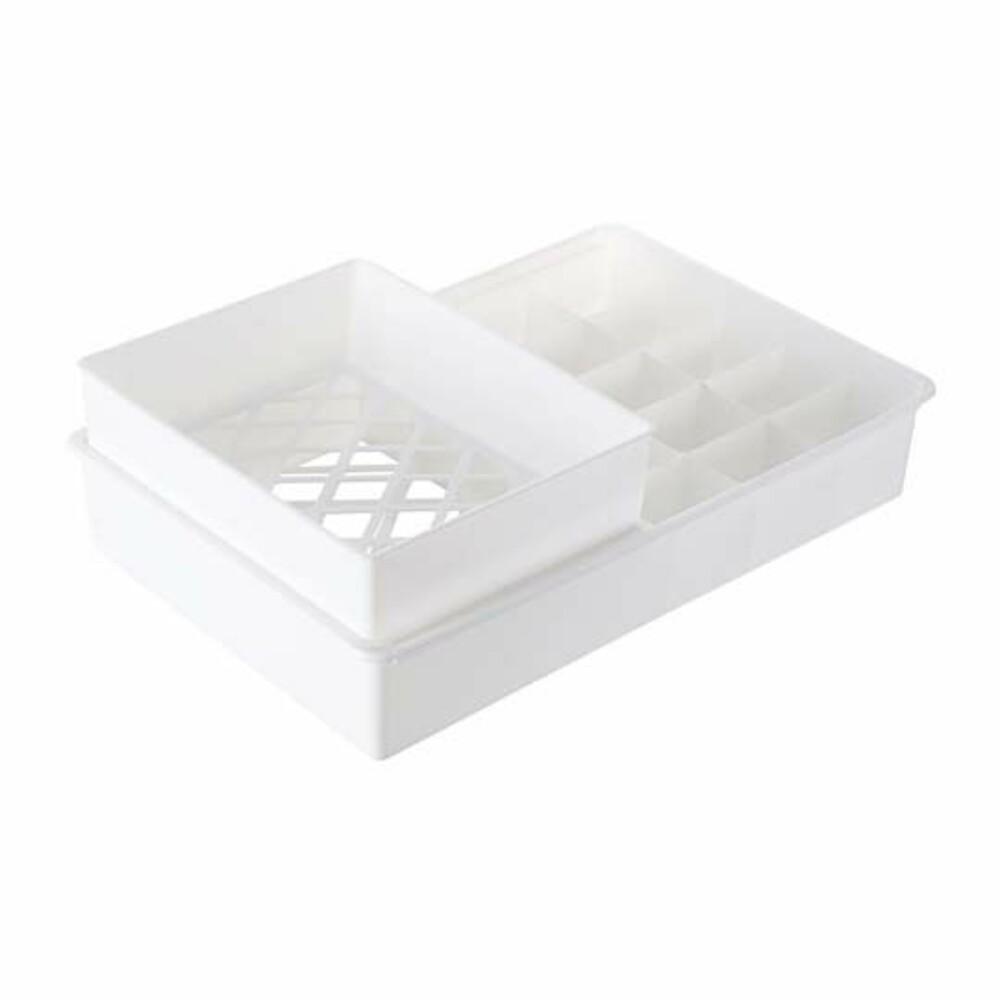 KEYWAY 華麗收納盒RS-500 衣物分隔收納