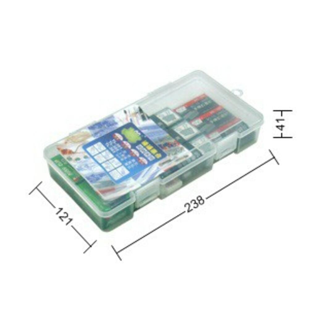 KEYWAY-TL301-聯府 大A通通集合長型盒 TL301