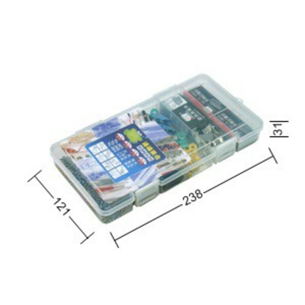 聯府 大B通通集合長型盒 TL302 封面照片