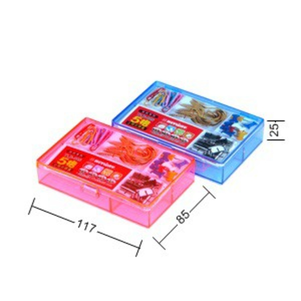 聯府 5格小物分類盒 TLB005