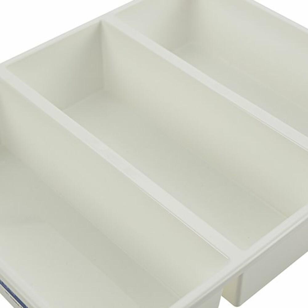 聯府 你可3格收納盒 TLR-103