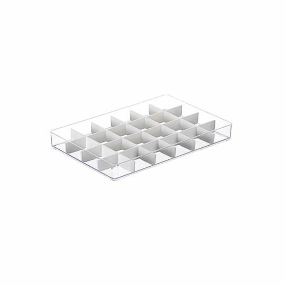 KEYWAY 安納6號分類盒(24格)TLV-606 透明小物收納