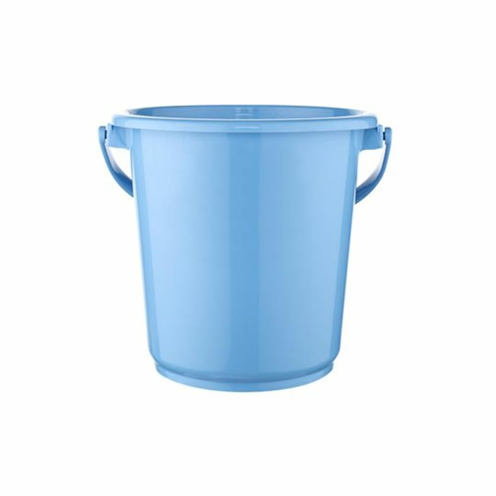 KEYWAY-WA061 - 聯府 舒適6L圓型水桶(藍) WA061