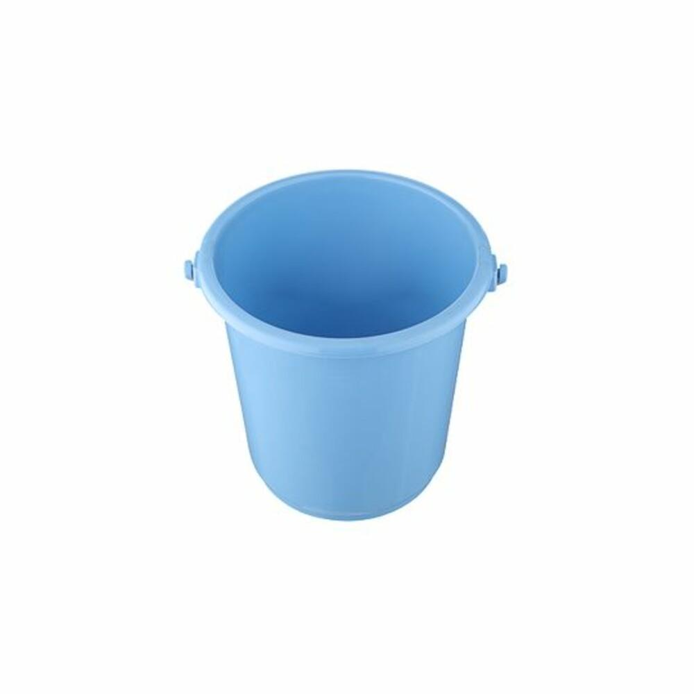 聯府 舒適10L圓型水桶(藍) WA101