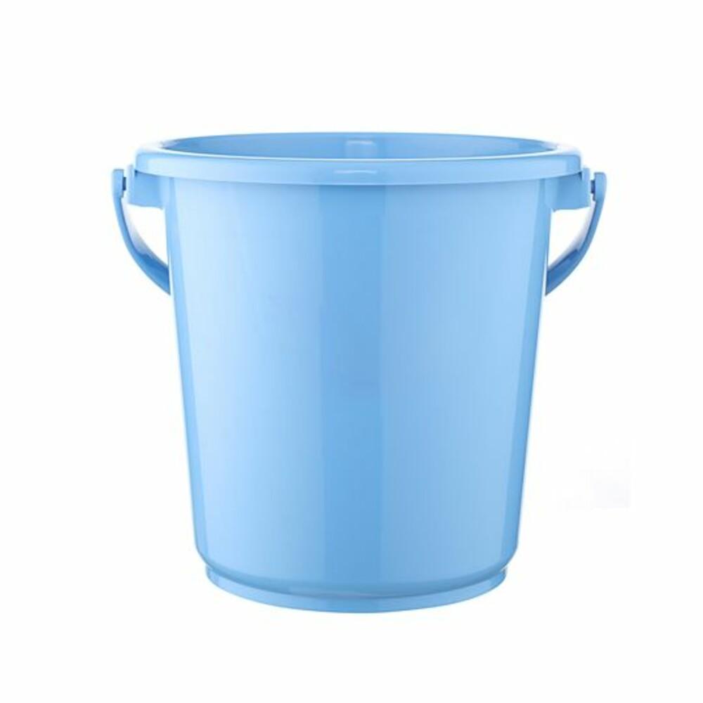 KEYWAY-WA101-聯府 舒適10L圓型水桶(藍) WA101