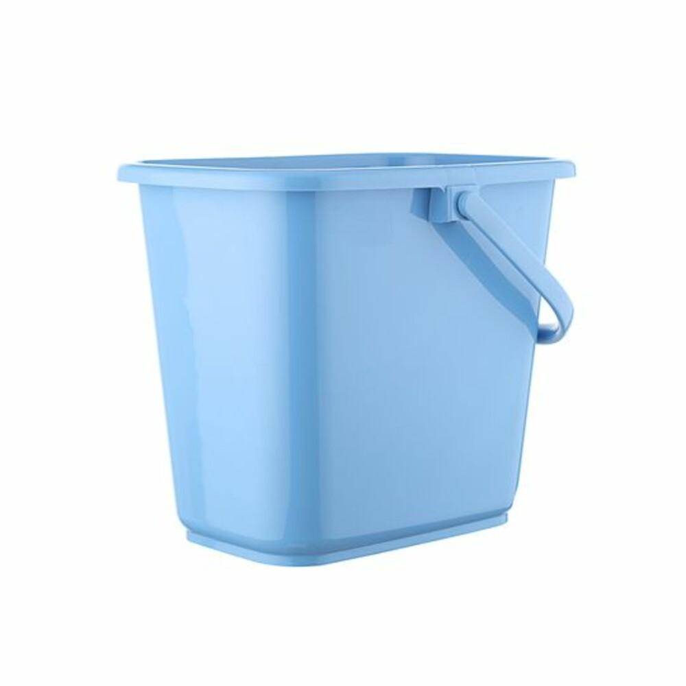 聯府 舒適17L長型水桶(藍) WA171