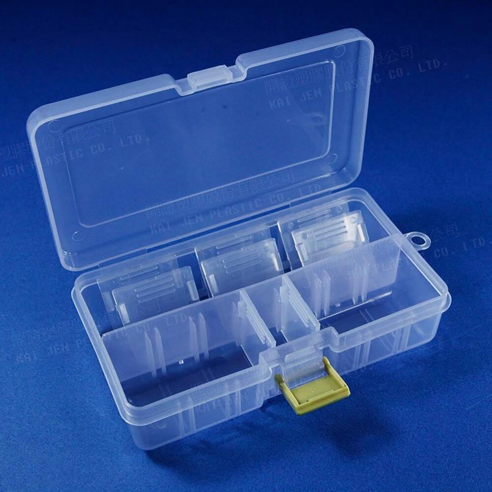 迷你收納盒 K-821新扣式收納盒 封面照片