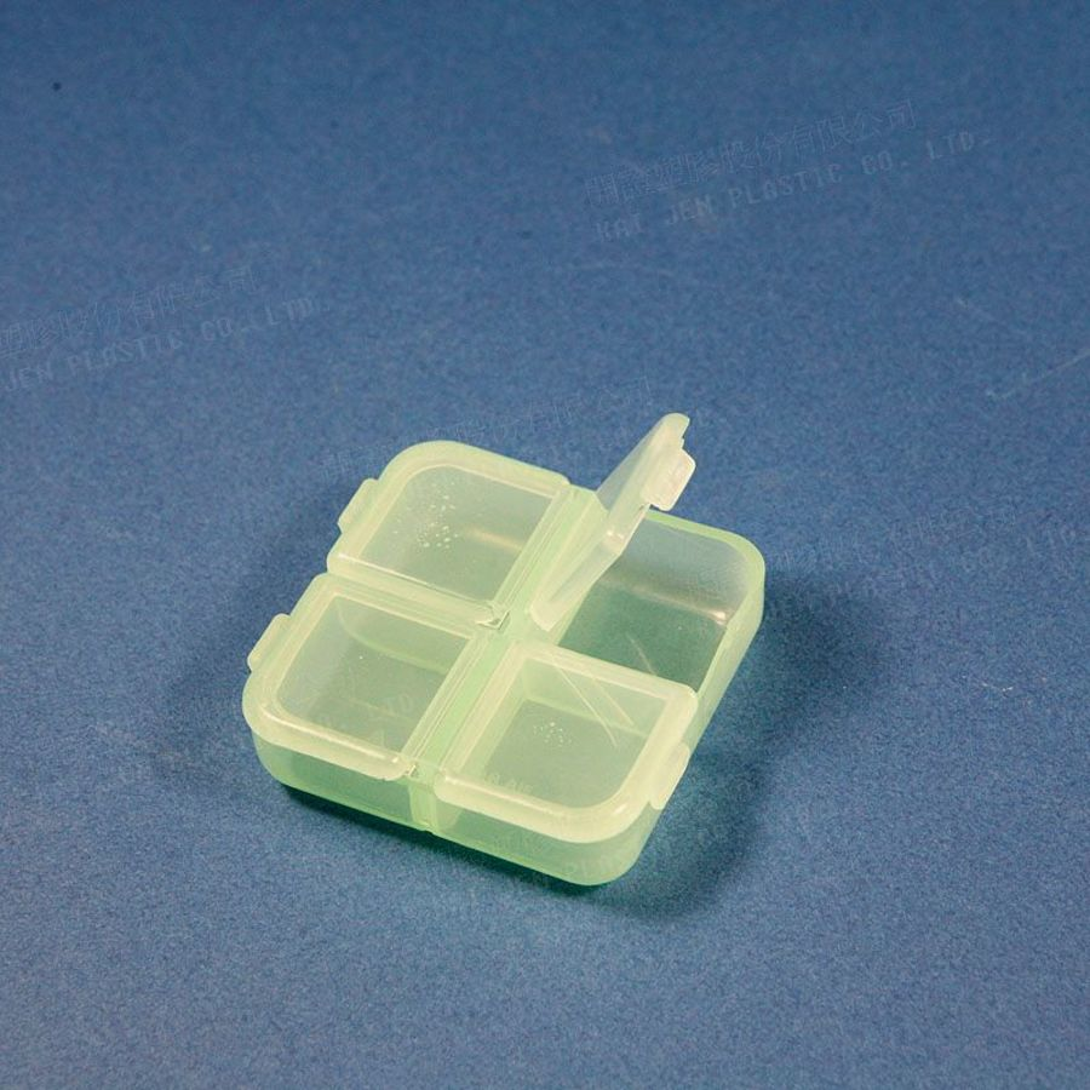 迷你收納盒 K-945 四格小集盒 封面照片